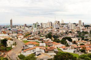 Najem vozila Varginha, Brazilija