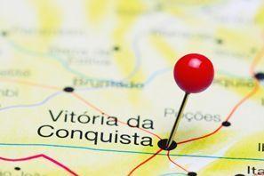 Najem vozila Vitoria da Conquista, Brazilija