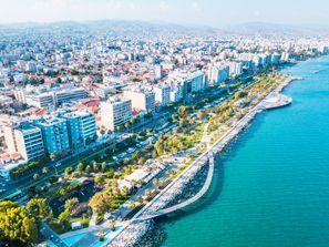 Najem vozila Limassol, Ciper