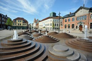 Najem vozila Aalborg, Danska