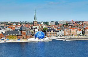 Najem vozila Aarhus, Danska