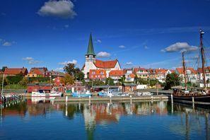 Najem vozila Bornholm, Danska