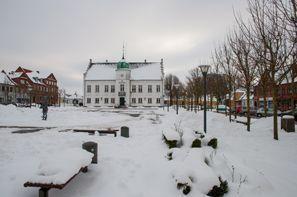 Najem vozila Maribo, Danska