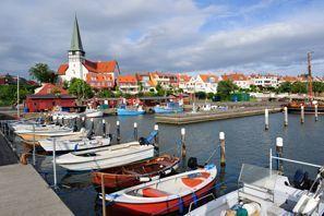 Najem vozila Ronne, Danska