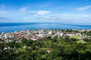 Najem vozila Roseau, Dominica