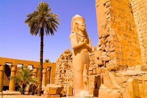 Najem vozila Luxor, Egipt