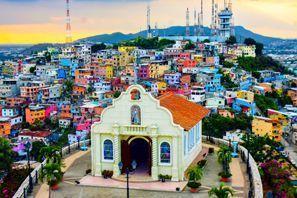 Najem vozila Guayaquil, Ekvador