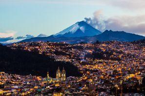 Najem vozila Quito, Ekvador