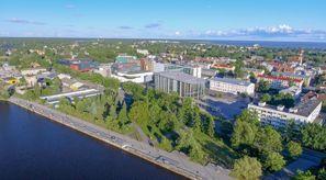 Najem vozila Parnu, Estonija