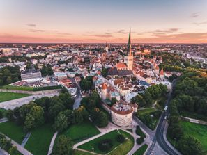 Najem vozila Tallinn, Estonija