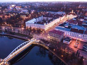 Najem vozila Tartu, Estonija