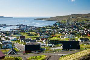 Najem vozila Torshavn, Ferski otoki
