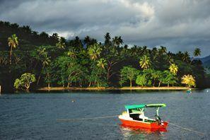 Najem vozila Pacific Harbour, Fidži