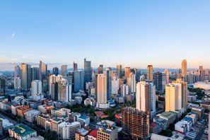 Najem vozila Manila, Filipini