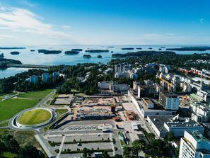 Najem vozila Espoo, Finska
