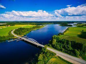 Najem vozila Iisalmi, Finska