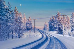 Najem vozila Ivalo, Finska