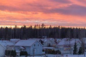 Najem vozila Kerava, Finska