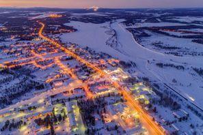 Najem vozila Kittila, Finska
