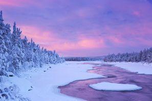 Najem vozila Muonio, Finska