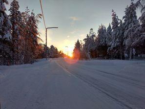 Najem vozila Pello, Finska