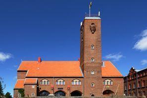Najem vozila Pietarsaari, Finska