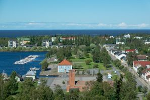 Najem vozila Raahe, Finska