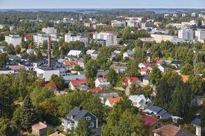 Najem vozila Rauma, Finska