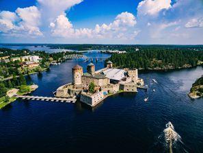 Najem vozila Savonlinna, Finska