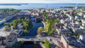 Najem vozila Tampere, Finska