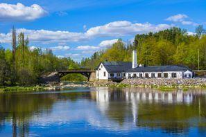 Najem vozila Vantaa, Finska