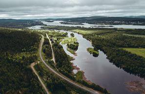 Najem vozila Ylitornio, Finska