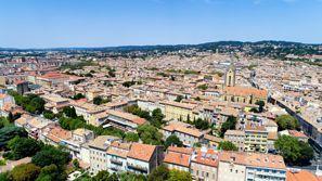 Najem vozila Aix En Provence, Francija