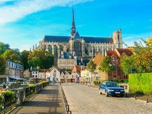 Najem vozila Amiens, Francija