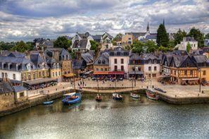 Najem vozila Auray, Francija