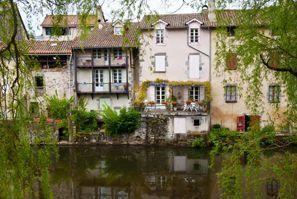 Najem vozila Aurillac, Francija