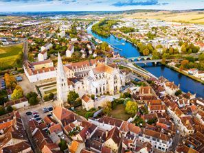 Najem vozila Auxerre, Francija