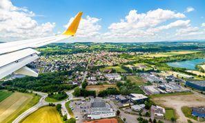 Najem vozila Basel - Mulhouse, Francija