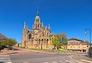 Najem vozila Bayeux, Francija