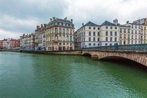 Najem vozila Bayonne, Francija