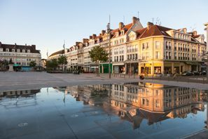 Najem vozila Beauvais, Francija