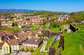 Najem vozila Belfort, Francija