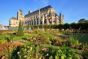 Najem vozila Bourges, Francija