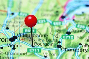 Najem vozila Bourgoin Jallieu, Francija