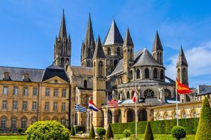 Najem vozila Caen, Francija