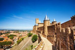 Najem vozila Carcassonne, Francija