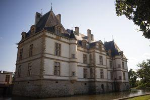 Najem vozila Chalonnes Sur Loire, Francija