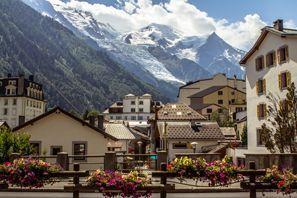 Najem vozila Chamonix, Francija
