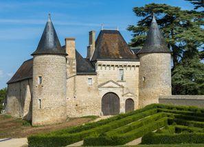Najem vozila Chasseneuil du Poitou, Francija