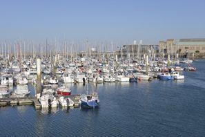 Najem vozila Cherbourg, Francija